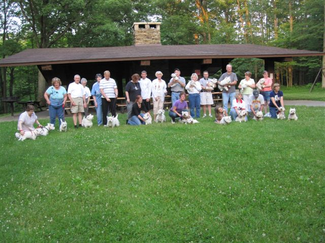 West Highland WHite Terrier Club Northern Ohio