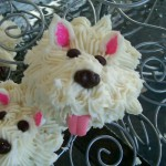 Yummy Westie Cup Cakes!